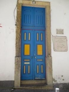 Lisboa er en fargerik by