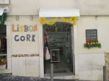Lisboa en spesialist på produkter av kork