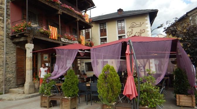 Llivia – En spansk by i Frankrike