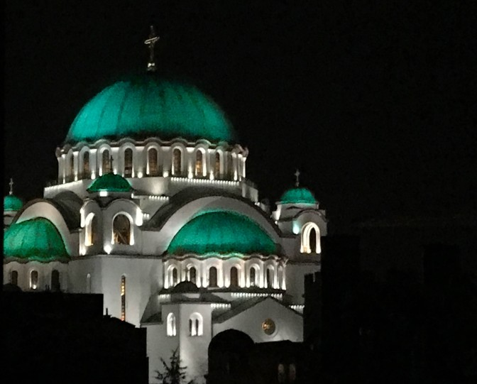 Sankt Savakirken