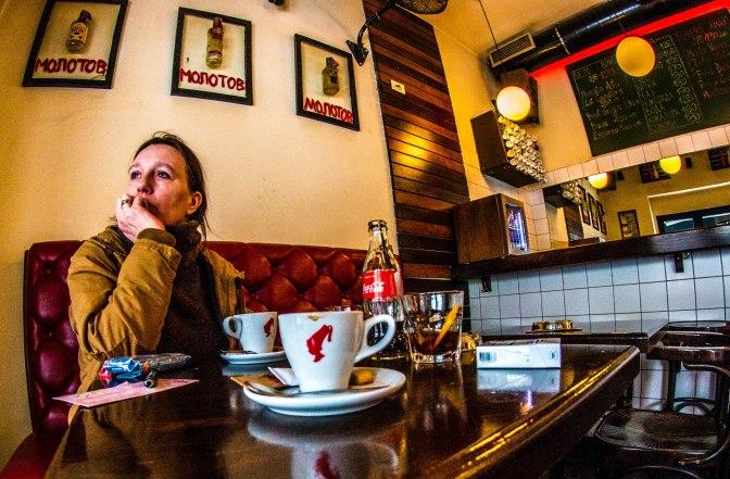 Molotow Bar – Beograd