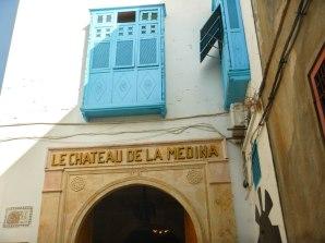 En av portene inn til medinaen