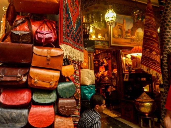 Medinaen i Tunis