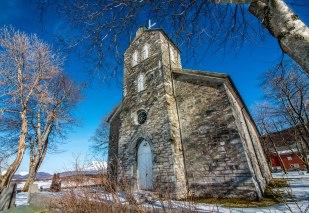Kirken på Tjøtta